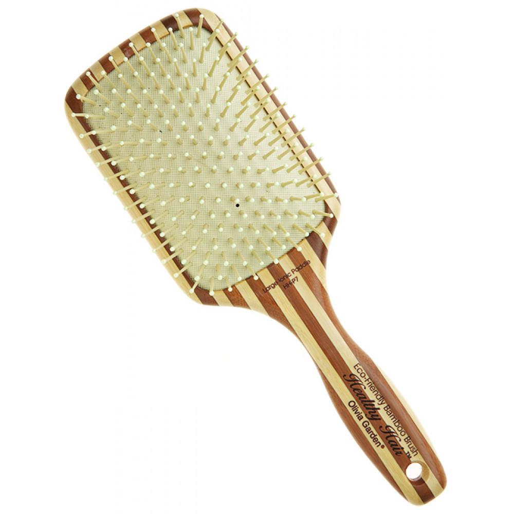 Расческа-лопата деревянная Paddle P7