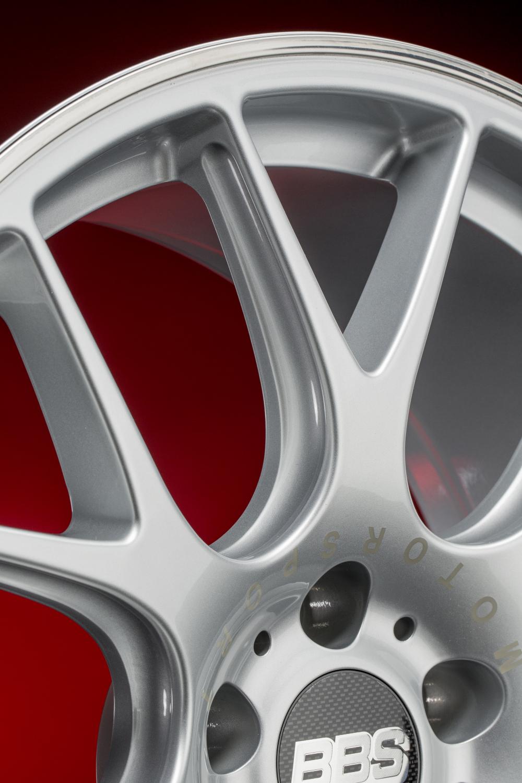 Диск колесный BBS CH-R 11x19 5x130 ET56 CB71.6 brilliant silver