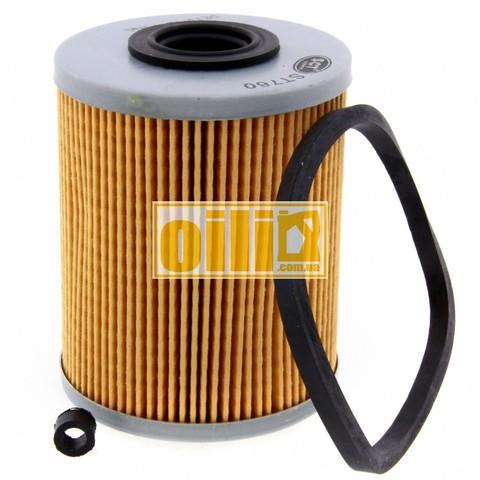 Фильтр топливный SCT ST760 (Opel, Saab)