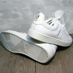 Белые кеды женские Adidas Stan Smith White-R A14w15wg