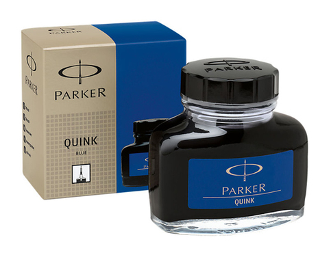 Флакон с чернилами для перьевой ручки Parker Z13 цвет: Blue