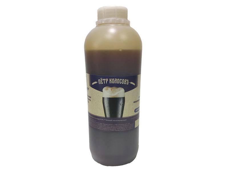 Экстракты Неохмеленый солодовый экстракт Пивоварня.Ру Темный 1,3 кг темный.jpg