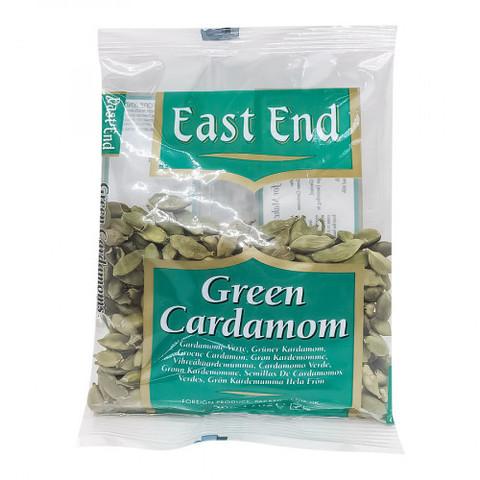 Кардамон зеленый семена East End 50г