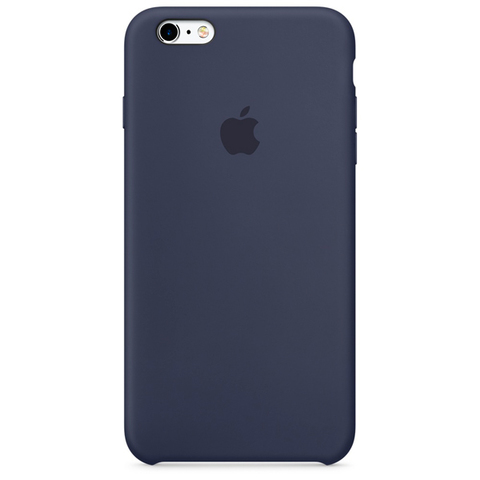 iPhone 6/6s Silicone Case Midnight Blue