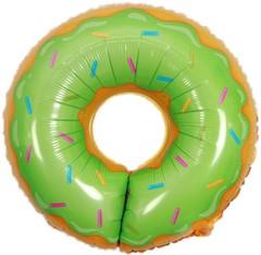 К Фигура, Пончик, зеленый, 29