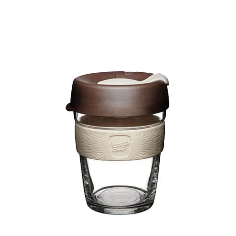 Кружка стеклянная KeepCup Brew 12oz (340мл) Roast