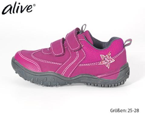 Кроссовки для девочки Alive