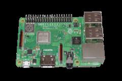 Raspberry Pi 3 Model B+ (1Gb)