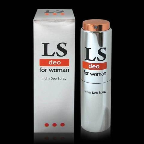 Интим-дезодорант для женщин Lovespray DEO - 18 мл.