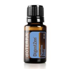 """Cмесь эфирных масел doTERRA  для пищеварения DigestZen """"Дзен пищеварения"""" 15 мл"""