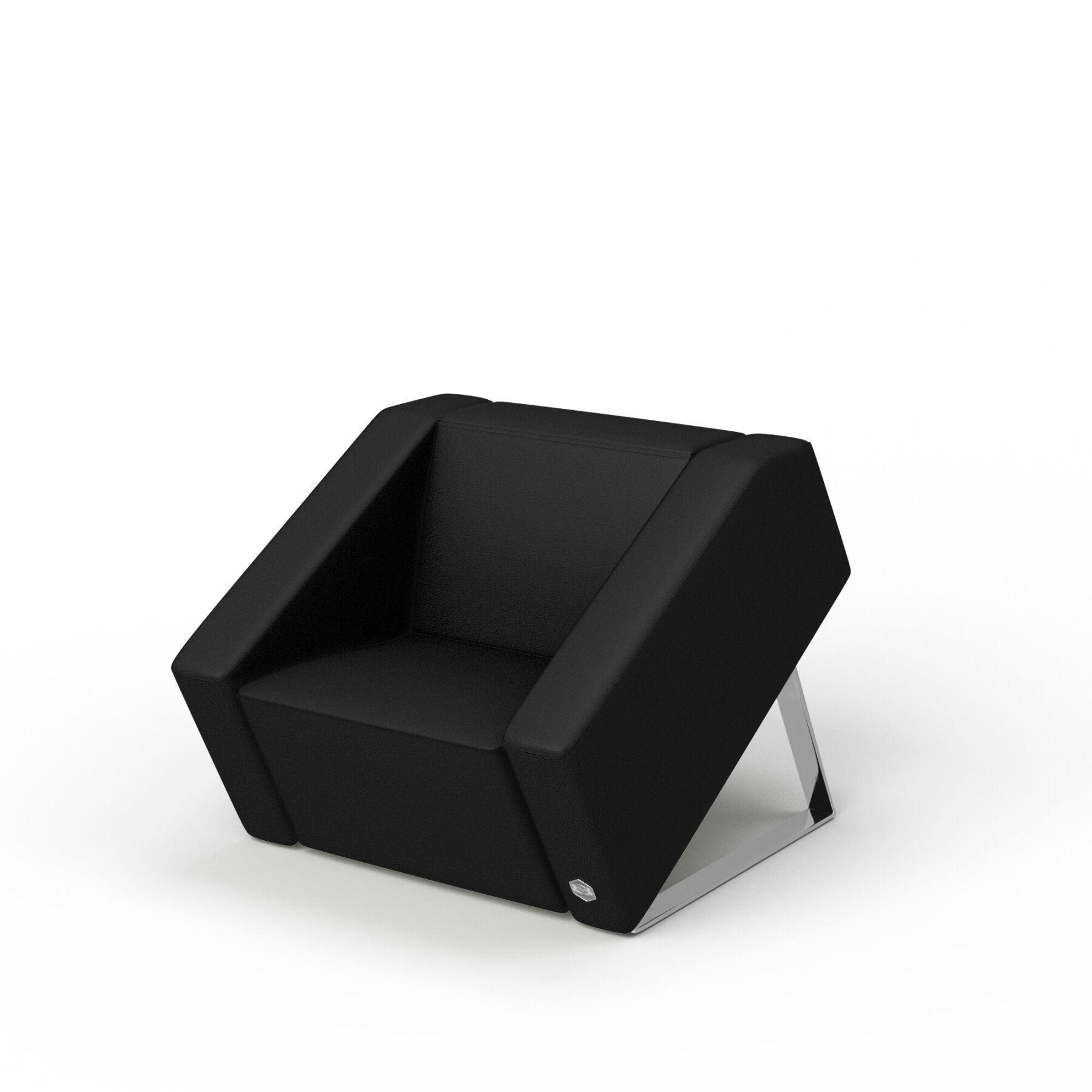 Мягкое кресло KULIK SYSTEM PLANE Экокожа 1