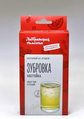 "Набор для настаивания ""Зубровка"" на 1 литр напитка"