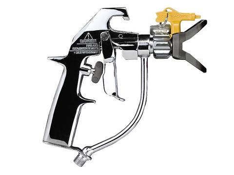 Пистолет Contracor ASG-350 Silver
