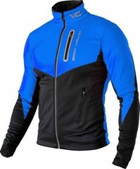 Утеплённая лыжная куртка 905 Victory Code Go Fast Blue 2019