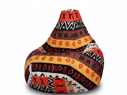 Кресло-мешок «Груша» Африка