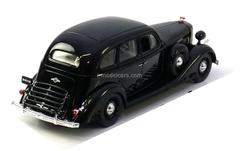 ZIS-101A 1940 black 1:43 Nash Avtoprom