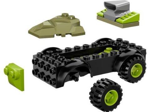 LEGO Juniors: Логово черепашек 10669 — Turtle Lair — Лего Джуниорс Подростки Черепашки-ниндзя
