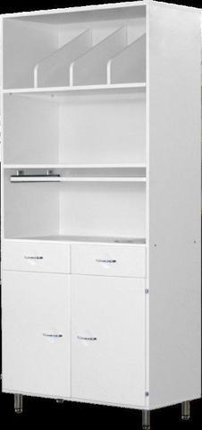 Шкаф медицинский лабораторный ШМД-01  (мод.4) - фото
