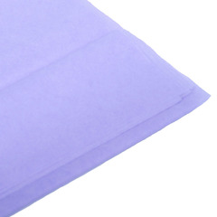Бумага тишью светло-сиреневая 76 х 50 см, 10 листов 28 г/м