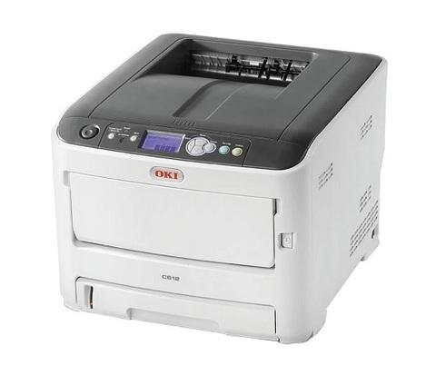 Цветной принтер OKI C612dn (46551002)