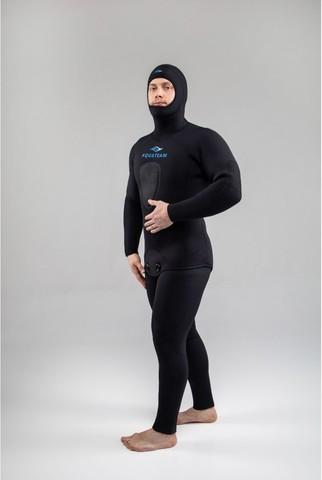 Гидрокостюм Aquateam Hunter Ультраспан 7 мм – 88003332291 изображение 3