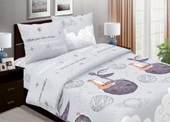 Комплект постельного белья Маленький принц поплин