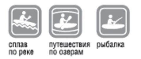 Надувная байдарка Stream Хатанга - 1 Sport