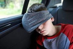 Маска-подушка для сна Клювонос