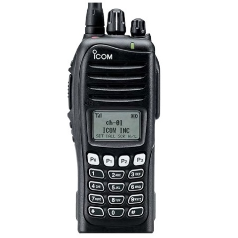 УКВ радиостанция Icom IC-F3161DT