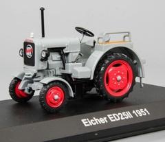 Модель Трактор №78 Айхер ЕД25/11 (ист, люди, маш)