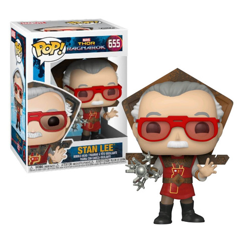 Stan Lee Funko Pop! Vinyl Figure || Стэн Ли
