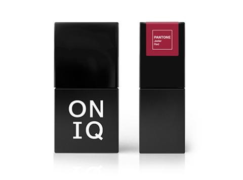 Гель-лак ONIQ - 131 Jester Red, 10 мл