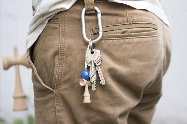 Брелок на ключі маленька Кендама