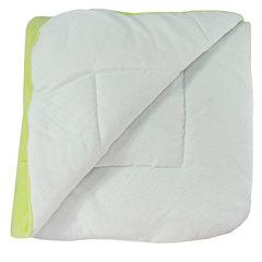 Папитто. Конверт-одеяло велюр с вышивкой, желтый вид 2