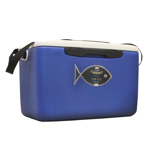Изотермический контейнер (термобокс) Camping World Fisherman (26 л.), синий