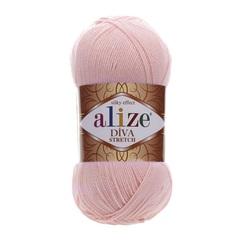 Пряжа Alize Diva Stretch цвет 363