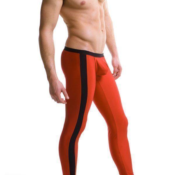 Мужские штаны спортивные красные N2N X-Treme Runner Pants Red