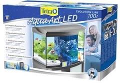 Аквариумный комплекс, Tetra AquaArt LED, 100 л с LED освещением