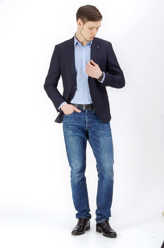 Пиджаки Slim fit JOHN SAINT / Пиджак приталенный slim fit IMGP9445.jpg