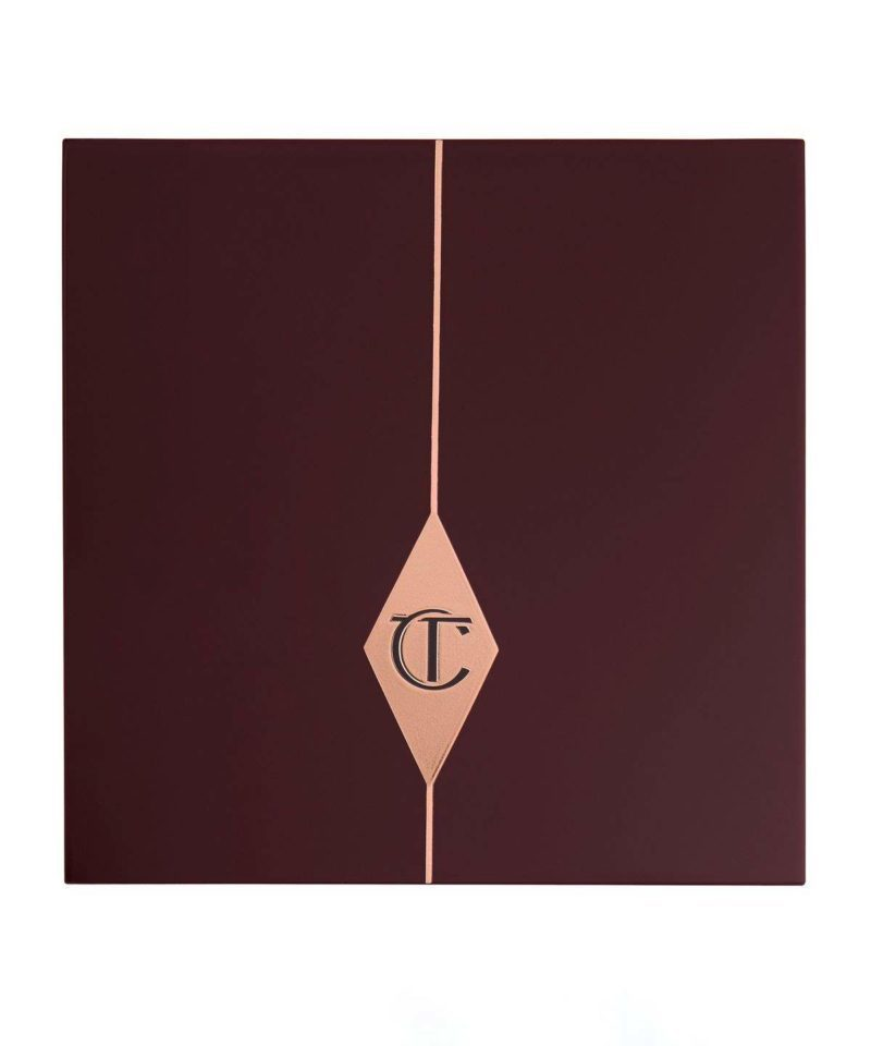 Палетка Charlotte Tilbury Luxury Palette The Queen of Glow