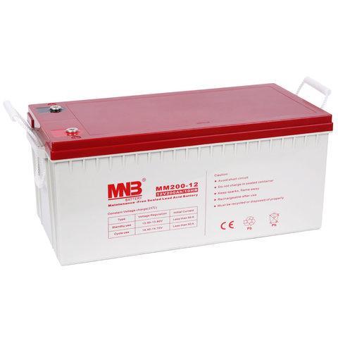 Аккумулятор MNB MM 200-12