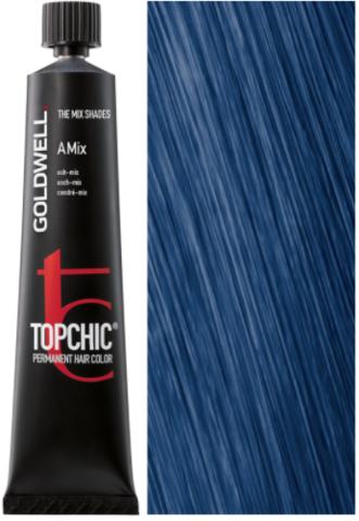 Goldwell Topchic A-Mix микс-тон пепельный TC 60ml