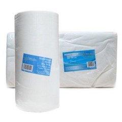Полотенце спанлейс эконом 40г/кв.м белый 35х70см 50шт