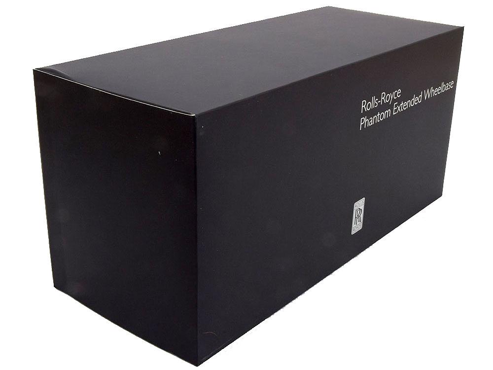 Коллекционная модель Rolls-Royce Phantom EWB 2003