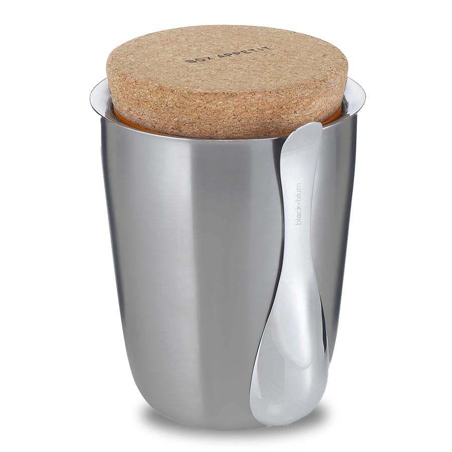 Термос для еды Thermo-pot Black+Blum, 550 мл