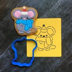 Мышка №55