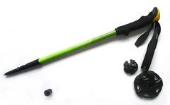 Палки треккинговые Talberg Compact Pole зеленые