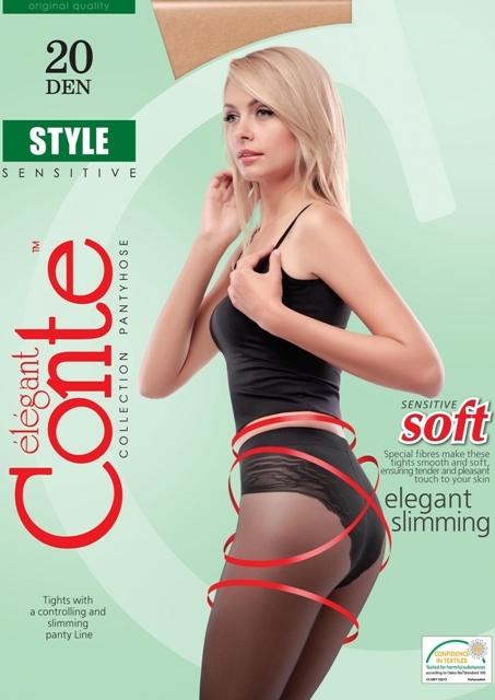Style 20 CONTE колготки