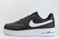 кроссовки Nike Air Force 1 Low new Black / White