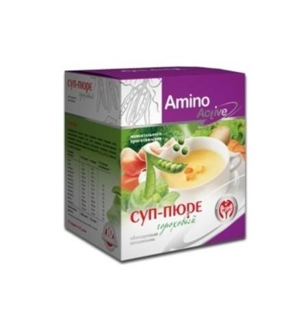 Суп-пюре гороховый, порционный, 25 гр. (АртЛайф)